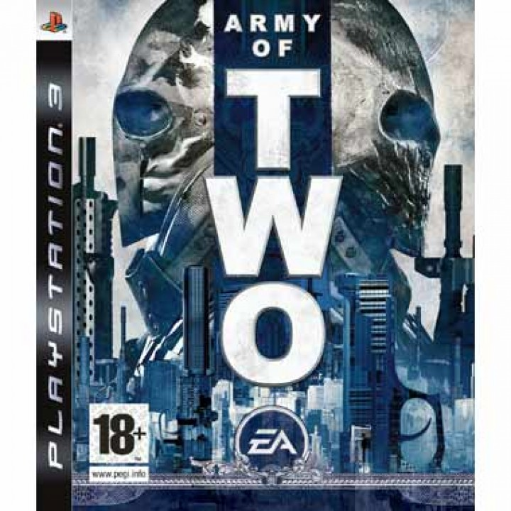 Игра для Playstation 3 Army of Two
