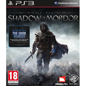Middle-Earth: Shadow of Mordor [Средиземье: Тени Мордора] (Playstation 3)