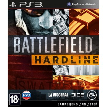 Battlefield Hardline (Playstation 3)
