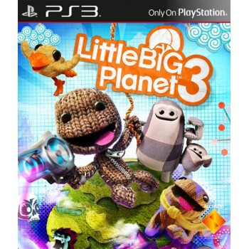 Little Big Planet 3 (Playstation 3)
