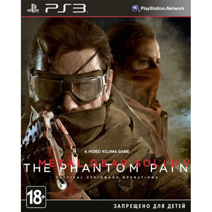 Игра для Playstation 3 METAL GEAR SOLID V: The Phantom Pain