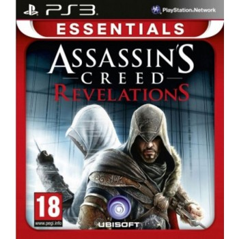 Assassin's Creed Откровения [Revelations] (Playstation 3)
