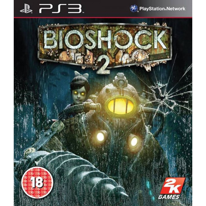 Игра для Playstation 3 Bioshock 2