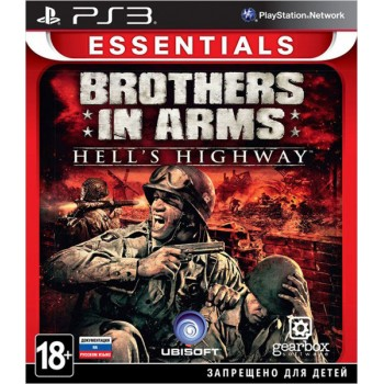 Brothers in Arms: Hell's Highway  (Playstation 3)