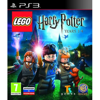 LEGO Harry Potter: Years 1-4 (Playstation 3)