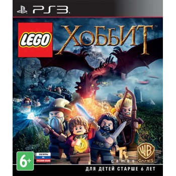 LEGO Хоббит (Playstation 3)