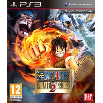 One Piece: Pirate Warriors 2 (Playstation 3)