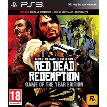 Red Dead Redemption - Game of the Year Edition (Playstation 3)