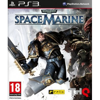 Warhammer 40 000: Space Marine (Playstation 3)