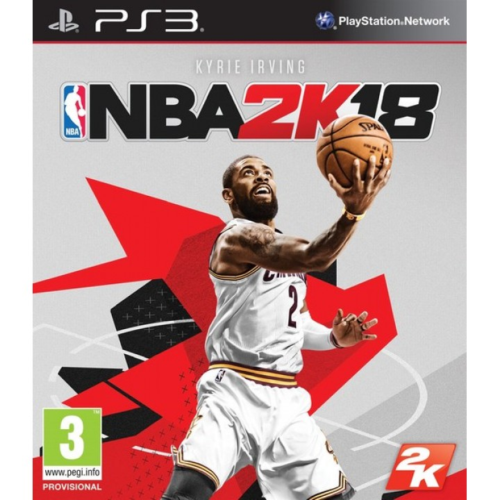 Игра для Playstation 3 NBA 2K18