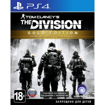 Tom Clancy's The Division. Gold Edition (Playstation 4)