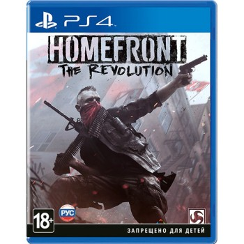 Homefront: The Revolution - Day One Edition (Playstation 4)