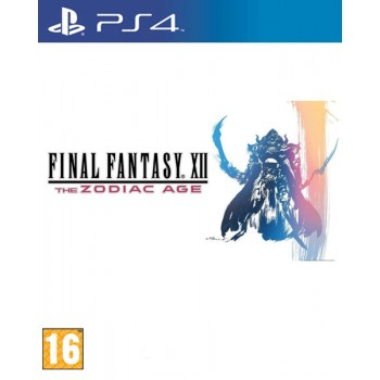 Final Fantasy XII: The Zodiac Age (Playstation 4)