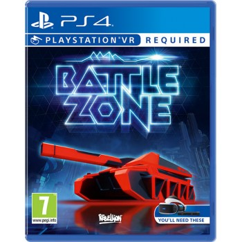 Battlezone (Playstation 4)