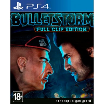 Bulletstorm: Full Clip Edition (Playstation 4)