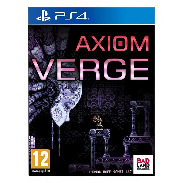 Игра для Playstation 4 Axiom Verge