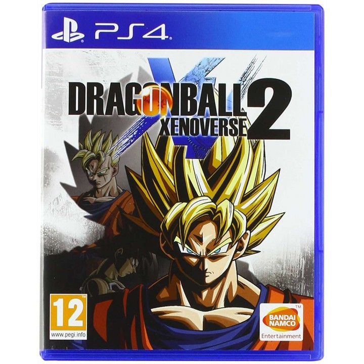 Игра для Playstation 4 Dragon Ball: Xenoverse 2