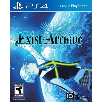 Exist Archive: The Other Side of the Sky (Playstation 4)