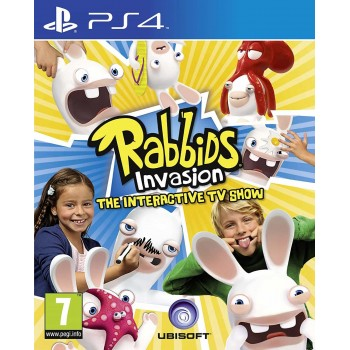 Rabbids Invasion (Playstation 4)