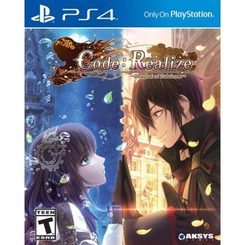Code: Realize Bouquet of Rainbow (Playstation 4)