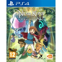 Ni no Kuni: Гнев Белой ведьмы. Remastered (Playstation 4)