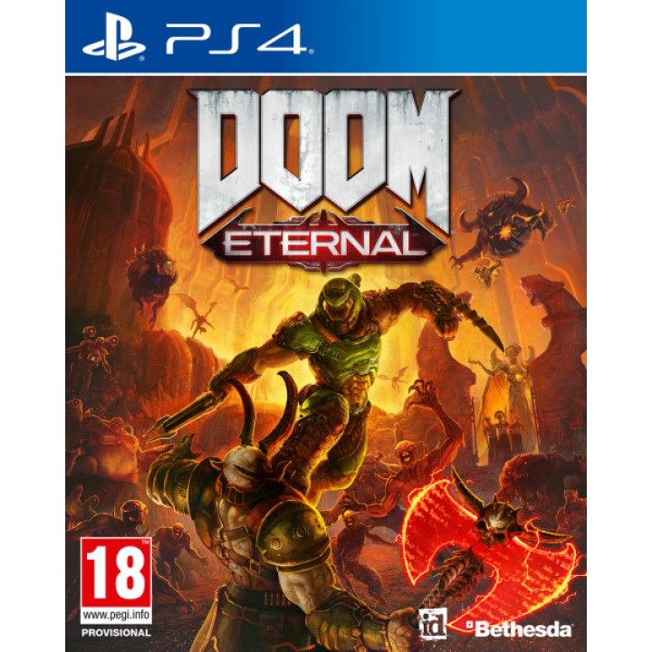 Игра для Playstation 4 DOOM Eternal