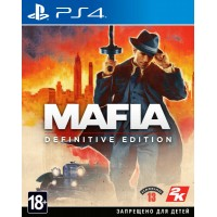 Mafia: Definitive Edition (Playstation 4)