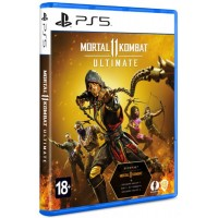 Mortal Kombat 11 Ultimate (Playstation 5)