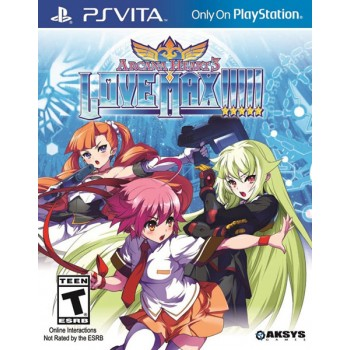 Arcana Heart 3: Love Max (PS Vita)