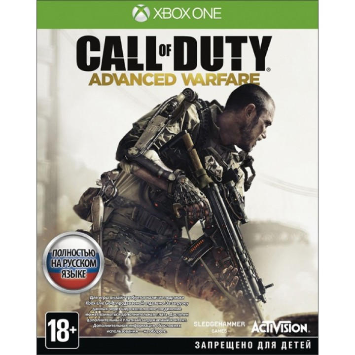 Игра для XBOX ONE Call of Duty Advanced Warfare