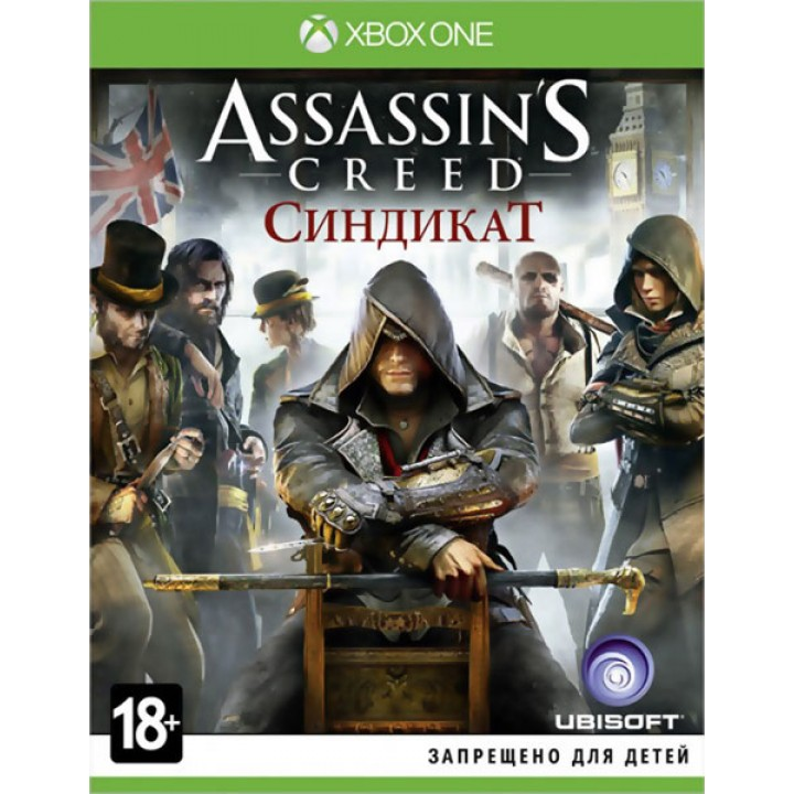 Игра для XBOX ONE Assassin's Creed Syndicate