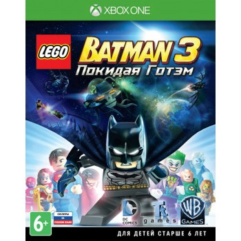 LEGO Batman 3: Покидая Готэм [Beyond Gotham] (XBOX ONE)