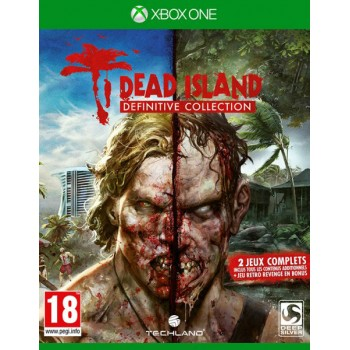 Dead Island: Definitive Collection (XBOX ONE)