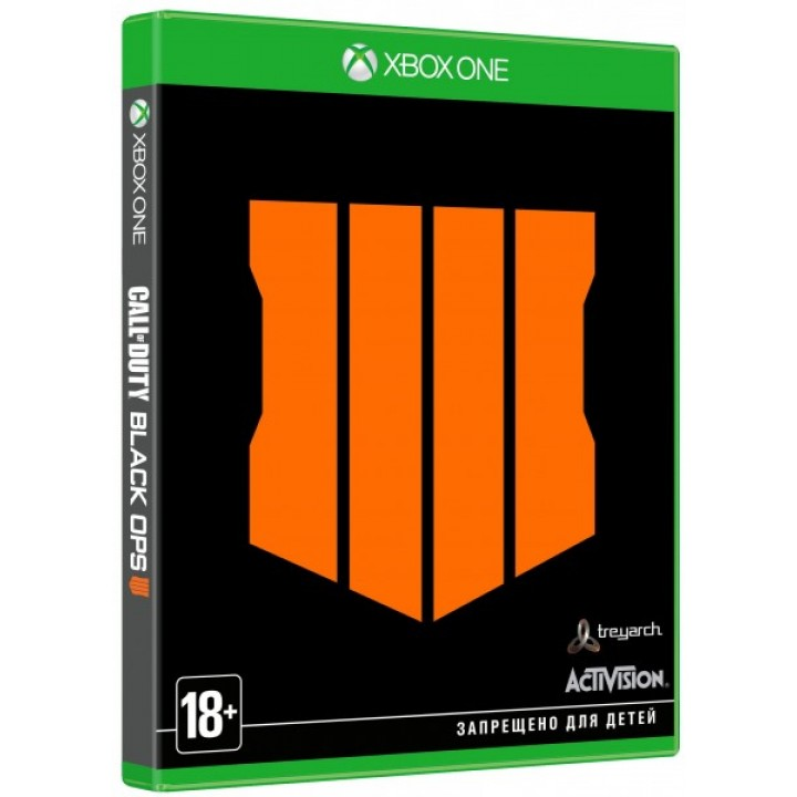 Игра для Xbox One Call of Duty: Black Ops IIII