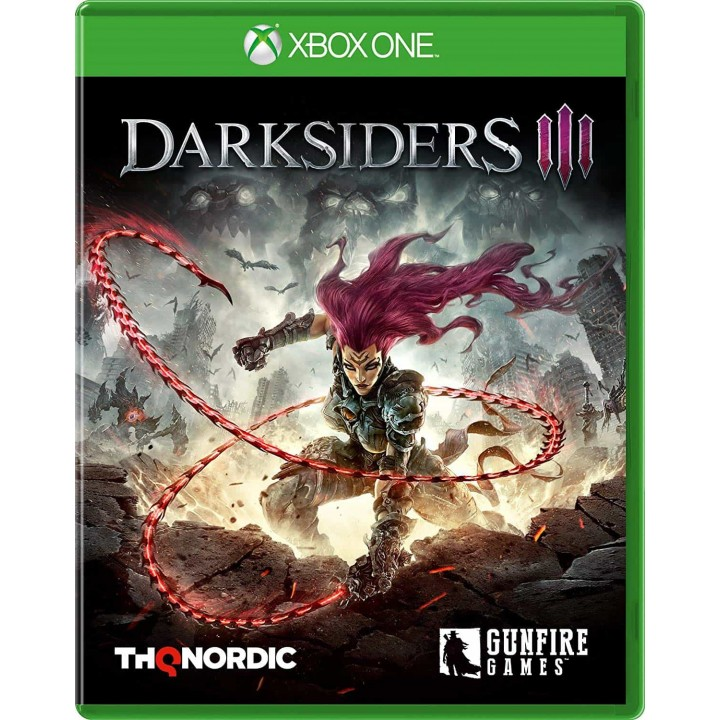 Игра для Xbox One Darksiders III