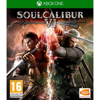 Soul Calibur 6 (VI) (Xbox One)