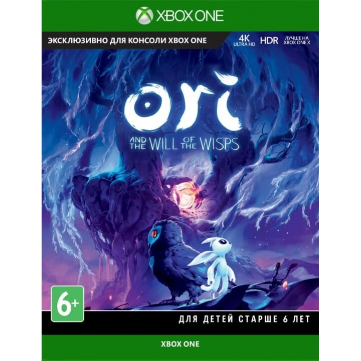 Игра для XBOX One Ori and the Will of the Wisps