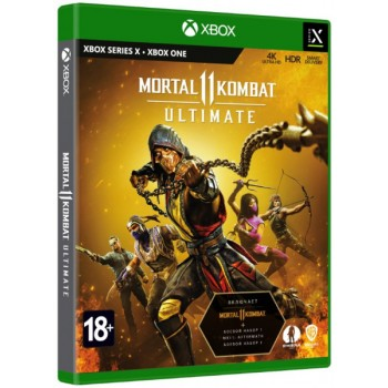 Mortal Kombat 11 Ultimate (Xbox One/Xbox Series X)