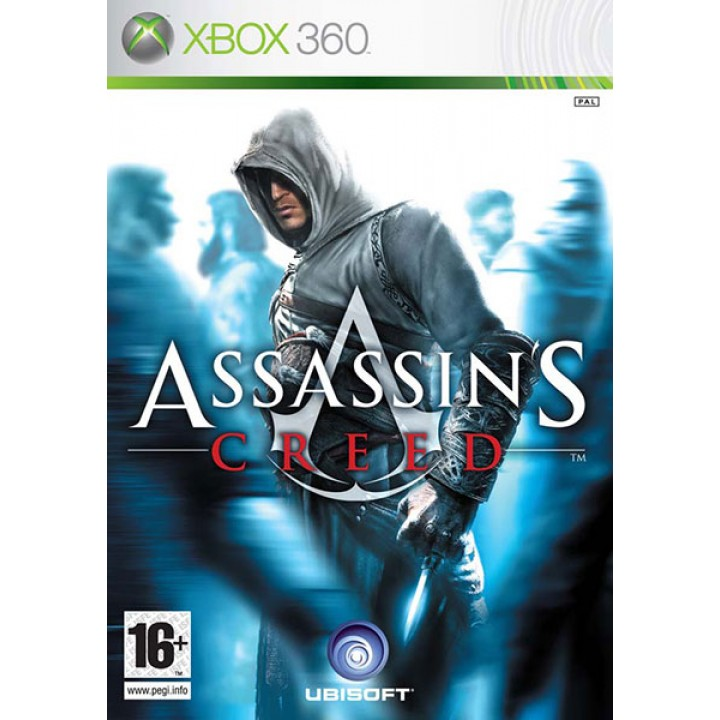 Игра для XBOX 360 Assassin's Creed