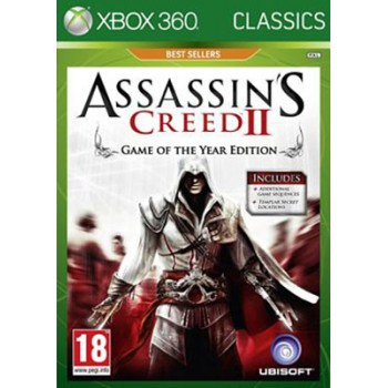Assassin's Creed II (2) (XBOX 360)