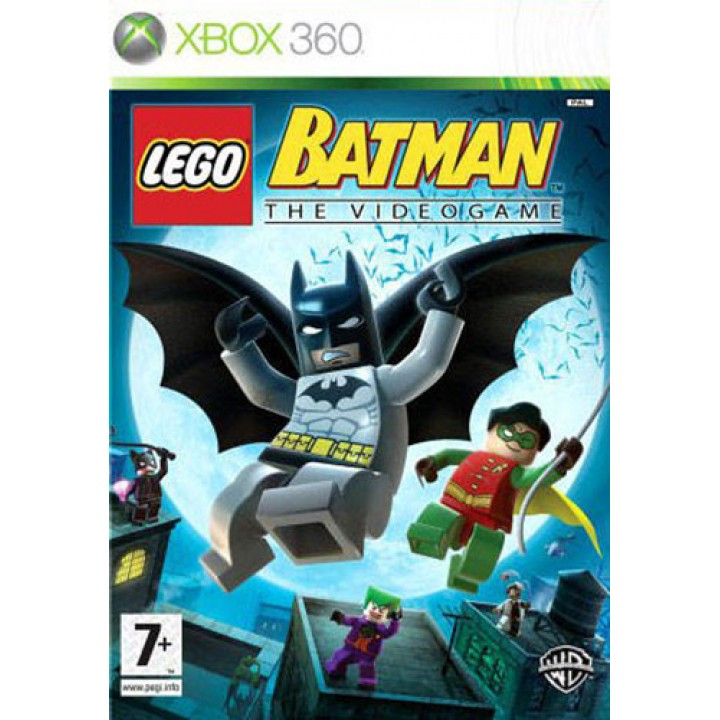 Игра для XBOX 360 LEGO Batman the Videogame