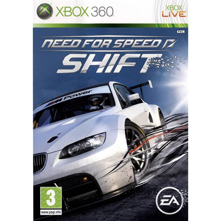 Игра для XBOX 360 Need for Speed: Shift