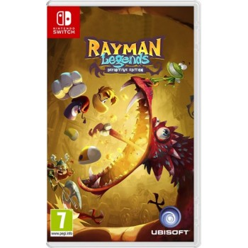 Rayman Legends Definitive Edition (Nintendo Switch)