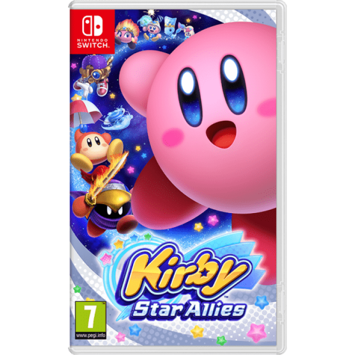 Игра для Nintendo Switch Kirby Star Allies