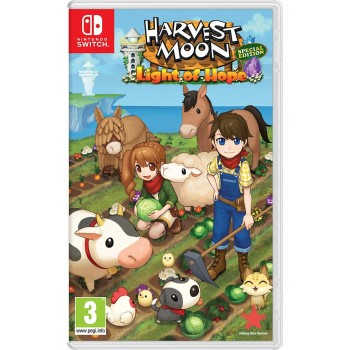 Harvest Moon Light of Hope - Special Edition (Nintendo Switch)