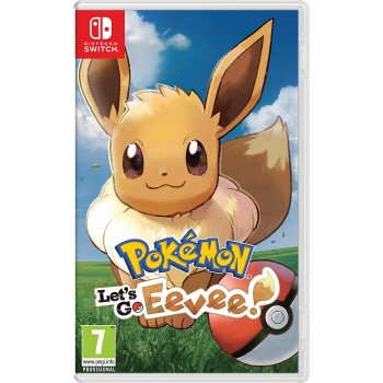 Pokemon Let's Go: Eevee (Nintendo Switch)