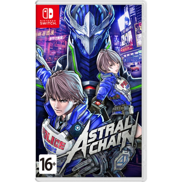 Игра для Nintendo Switch Astral Chain