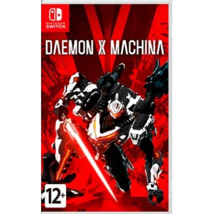 Игра для Nintendo Switch Daemon X Machina